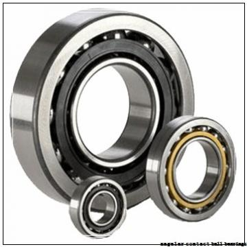 75 mm x 130 mm x 25 mm  SKF SS7215 CD/P4A angular contact ball bearings