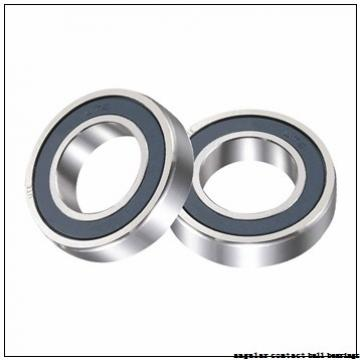 45 mm x 100 mm x 25 mm  NSK 7309BEA angular contact ball bearings