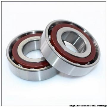 ISO 3211-2RS angular contact ball bearings
