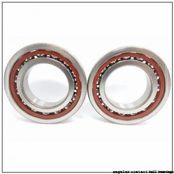 ISO 7060 ADF angular contact ball bearings