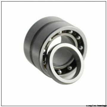 NBS NKX 35 complex bearings