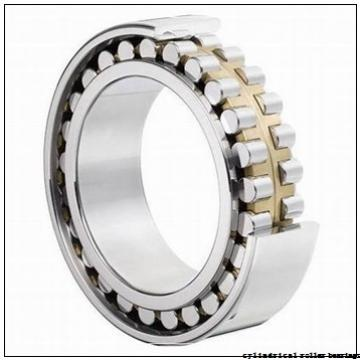 90 mm x 190 mm x 43 mm  NSK NU 318 cylindrical roller bearings