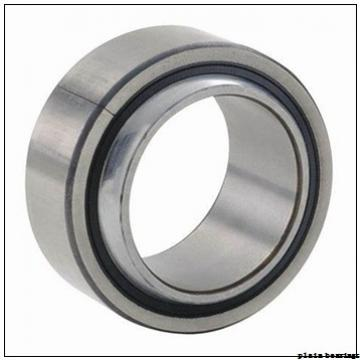 8 mm x 19 mm x 12 mm  ISB GE 8 SP plain bearings