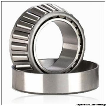 44,45 mm x 82,931 mm x 25,4 mm  NSK 25580/25520 tapered roller bearings