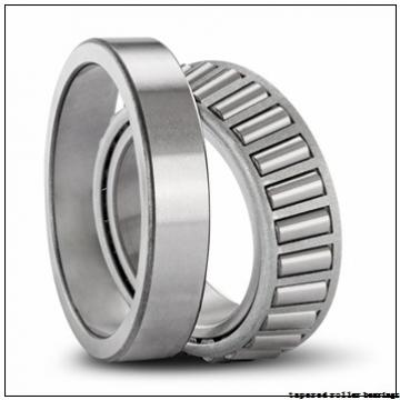38,1 mm x 82,55 mm x 28,575 mm  Timken HM801346X/HM801310 tapered roller bearings