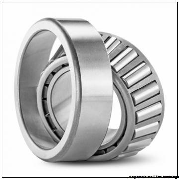 25,4 mm x 60,325 mm x 17,462 mm  Timken 15578/15523 tapered roller bearings