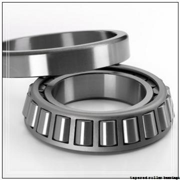50 mm x 110 mm x 40 mm  Timken X32310B/Y32310B tapered roller bearings
