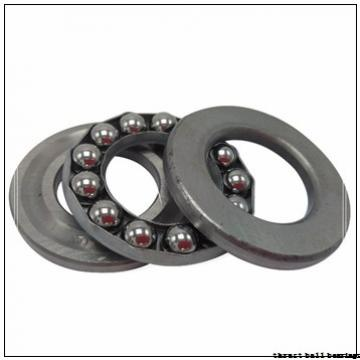 17 mm x 47 mm x 25 mm  INA ZKLN1747-2Z thrust ball bearings
