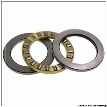 ISO 29248 M thrust roller bearings