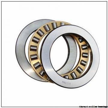 ISO 81260 thrust roller bearings