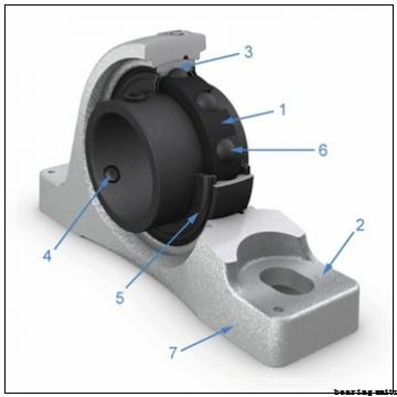 ISO UCT207 bearing units