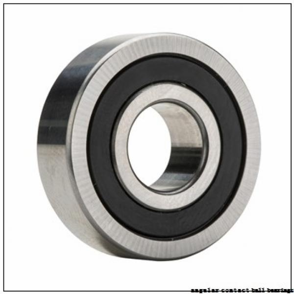55 mm x 100 mm x 21 mm  CYSD 7211BDT angular contact ball bearings #1 image