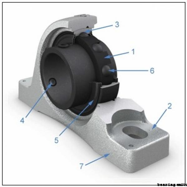 FYH UCT206-20 bearing units #2 image